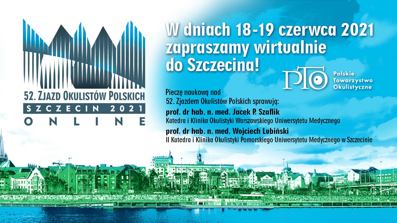 52. Zjazd Okulistów Polskich 2021