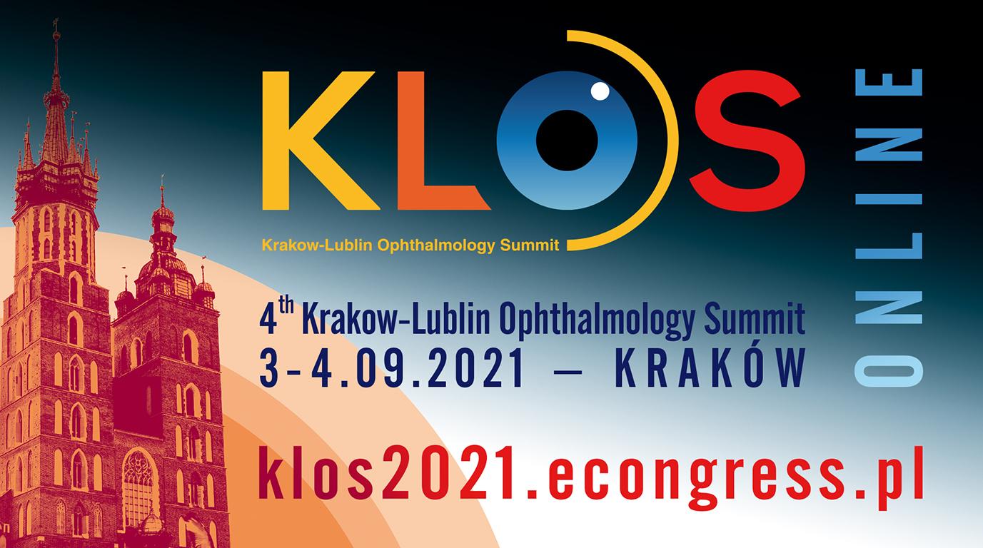4th Kraków-Lublin Ophthalmology Summit – KLOS 2021