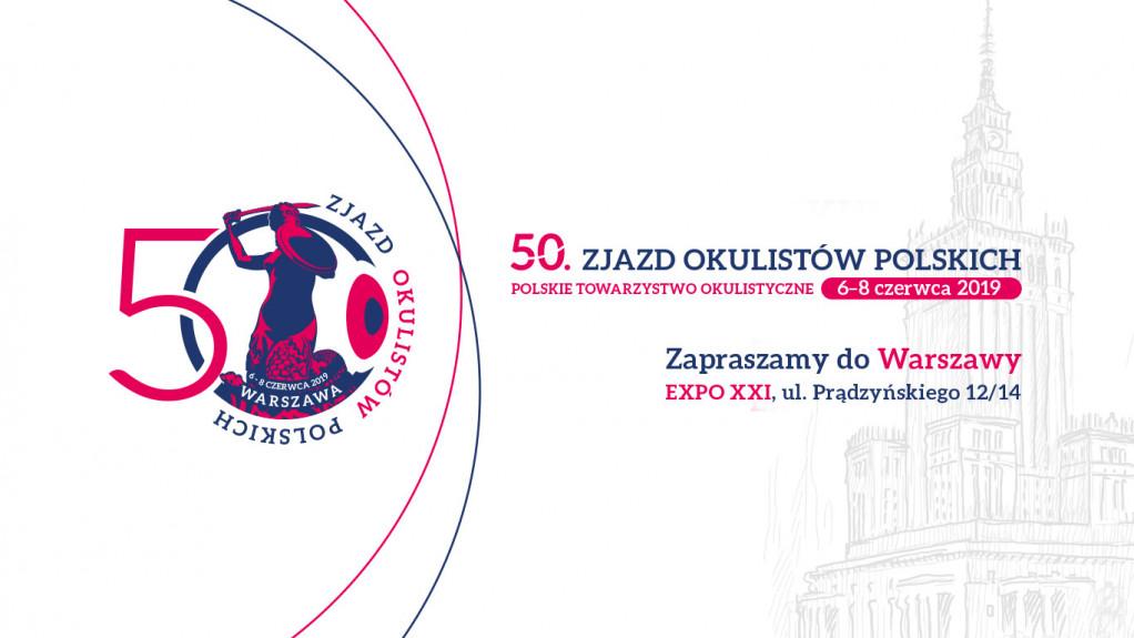 L Zjazd Okulistów Polskich 2019